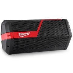 MILWAUKEE 12V/18V Bluetooth Speaker Skin M1218JSSP-0