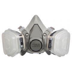 3M Respirator Half Mask Kit Tpe Spray Painters A1P2