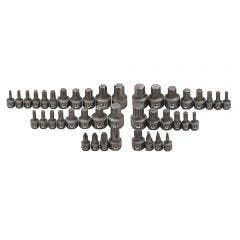 GEARWRENCH 41 pcs Master Ratcheting Wrench Insert Bit Set 81602