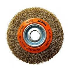 118069-JOSCO-150-x-19mm-multi-bore-brass-crimped-wheel-brush-HERO-102BBR_main