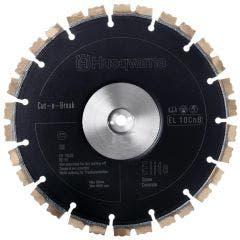 HUSQVARNA 230mm Segmented Diamond Blade for Concrete Cut & Break Saw - ELITE EL10