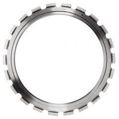 HUSQVARNA 370mm Segmented Diamond Ringsaw Blade for Concrete Cutting - ELITE-RING R20