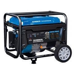 SABER 3500W 7.5HP Petrol Generator SABGEN4KECO