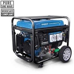 SABER 6500W 15hp Petrol Generator SABGEN7KBP