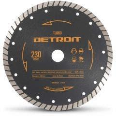 DETROIT 230mm Turbo Diamond Blade for General Purpose Cutting