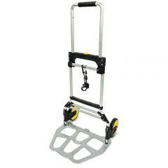 GUARDALL Aluminum Folding Trolley 120kg Capacity