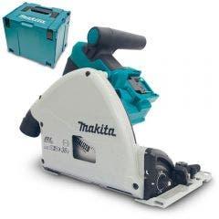 MAKITA 18Vx2 Brushless Mobile 165mm Plunge Cut Saw Skin DSP600ZJ