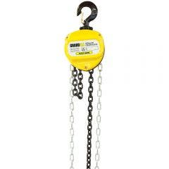 GUARDALL Trade Series - 3M 500kg Chain Block Lift
