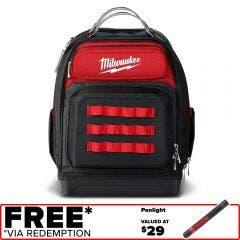 MILWAUKEE Ultimate Jobsite Backpack 48228201