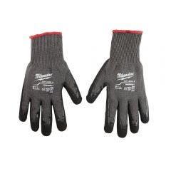 MILWAUKEE Cut Level 5 Gloves Medium 48228951