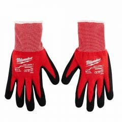 MILWAUKEE Cut Level 1 Gloves - XXL