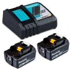 MAKITA 18V Battery Charger Kit 1991793