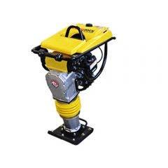 EASYMIX 75Kg Tamping Rammer Robin Eh12-20 Motor - Er75R