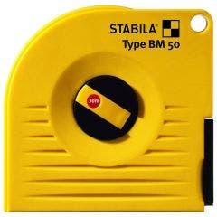 STABILA 30 Meter Steel Tape BM50W/30M