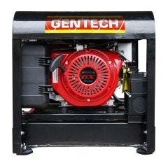 GENTECH 8KVA Petrol Generator w. Electric & Remote Start EP8000HSRE-RS