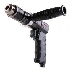 "M7 1/2"" Air Drill Reversible Q-Series Keyed Chuck M7-QE843"