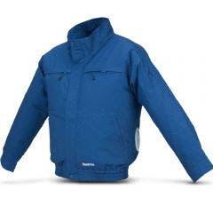 MAKITA 18V Dual Zone Fan Jacket Small Skin DFJ304ZS