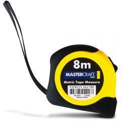 MASTERCRAFT Mastercr 8mx25mm Tape Measure MCT825