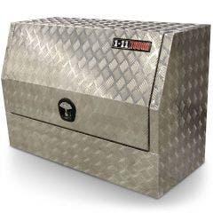 1-11 1500x530mm Fully Welded Aluminium High Side Truck Box AL15WT