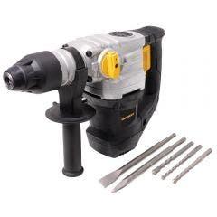 DETROIT 1500W 5kg 3 Mode SDS+ Plus Rotary Hammer DETRTH1500
