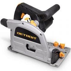DETROIT Saw Track Circ Plunge 165mm 1200W 54mm DETCPS1200