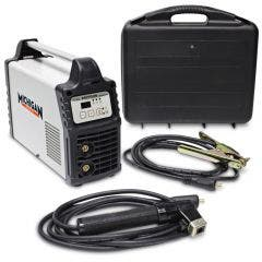 MICHIGAN 140A Stick/DC TIG Welder with Accs and Carry Case ARCTIG140S2