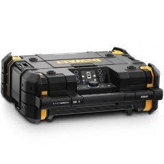 DEWALT 18V Digital Bluetooth TSTAK Jobsite Radio DWST1-81080-XE