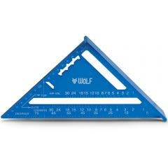 WoLF 180mm Rafter Square WRA180