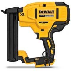 DEWALT 18V Brushless XR Li-Ion 18GA Narrow Crown Stapler Skin DCN681N-XJ