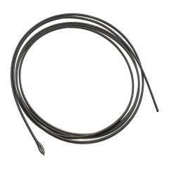 DEWALT 18V 8mm x 8m XR Drain Cleaner Cable Bulb Head DCD2005-XJ