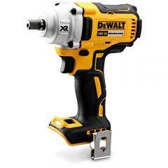 DEWALT 18V  Brushless 1/2inch Impact Wrench w. Detent Pin Skin DCF894N-XJ