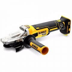 DEWALT 18V Brushless XR Li-Ion 125mm Flat Head Angle Grinder DCG405FNXJ