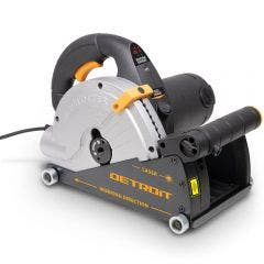 DETROIT 1600W 150mm Wall Chaser with Accs 4m Cable DETWCH1600