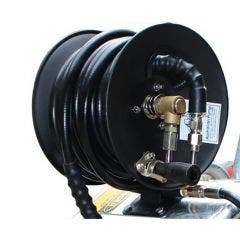 AUSSIE PUMPS 30m 4000psi Hose Reel Pressure Washer Suit SCUD351 & SCUD400 ADHR40100D