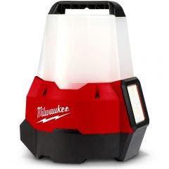 MILWAUKEE 18V Compact Site Light w. Flood Mode M18TAL0