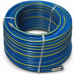 MASTER Q 3/8inch x 70m eSafe Safety, Nitto Type Suits Up To 70m Wind Reel Air Hose 1931501070E