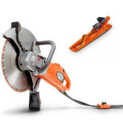 HUSQVARNA 350mm Wet/Dry Demolition Saw with Dust Sled 967105001