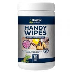 BOSTIK 70pk All Purpose Cleaning Wipes 30840451
