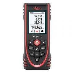 LEICA 150m Laser Distance Measurer W.Bluetooth Disto X3