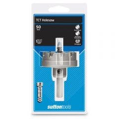 SUTTON 50 x 5mm TCT Holesaw for Metal