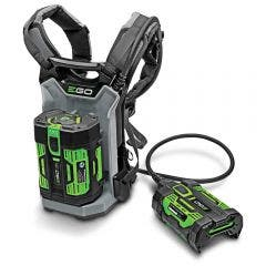 EGO Backpack Link with Adaptor Kit 7.5Ah Rapid Battery and Charger Kit BH1005