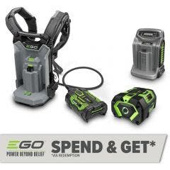 EGO POWER+ 56V 1 x 7.5Ah Backpack Link Battery Harness Kit BH1005