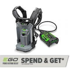 EGO Backpack Link with Adaptor Skin BH1001