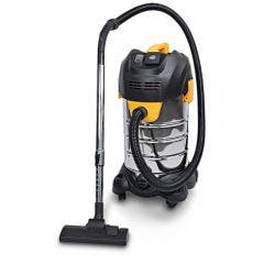 DETROIT 1600W 30L Wet/Dry Vacuum with Power Take Off DETVAC230S3