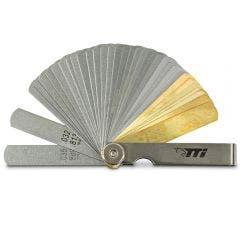 TTI 36 Blade Metric & AF Feeler Gauge Set TTIAUTOT014