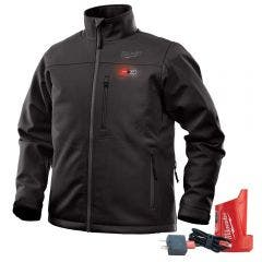 MILWAUKEE 12V Heated Jacket Black Skin M12HJBLACK9-0