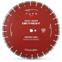 DETROIT 400mm Segmented Diamond Blade for Asphalt & Abrasive Cutting - Industrial Series