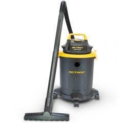 DETROIT 1400W 15L Wet/Dry Vacuum DETVAC15P