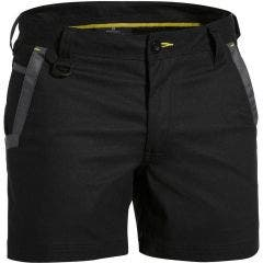 BISLEY Flex & Move Short Short Black BSH113177REGBLK
