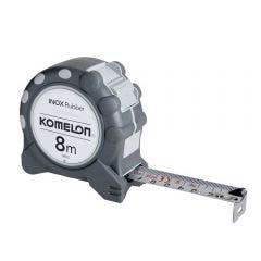 KOMELON 8m INOX Rubber Stainless Steel Tape IR85
